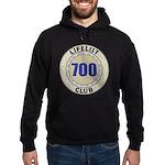 Lifelist Club - 700 Hoodie (dark)