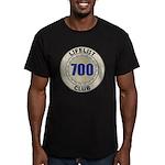 Lifelist Club - 700 Men's Fitted T-Shirt (dark)