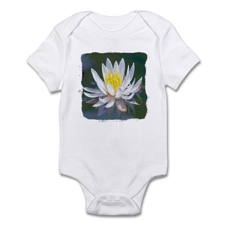 Lotus Blossom Infant Bodysuit