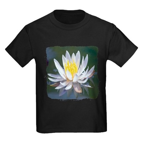 Lotus Blossom Kids Dark T-Shirt