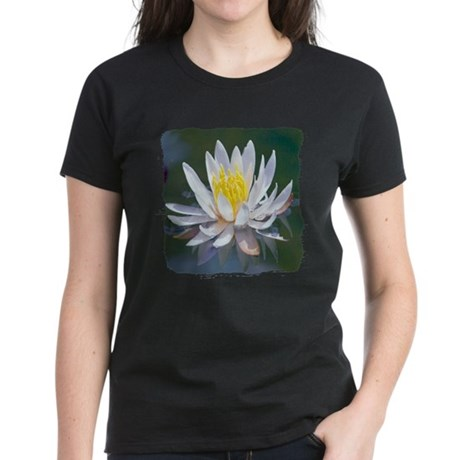 Lotus Blossom Women's Dark T-Shirt