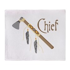 Chief Throw Blanket