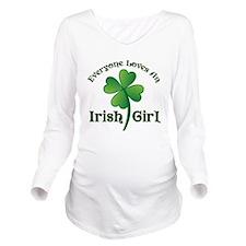 EVERYONE LOVES... Long Sleeve Maternity T-Shirt