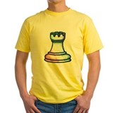 Rainbow Chess Rook T