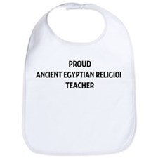 ANCIENT EGYPTIAN RELIGION tea Bib