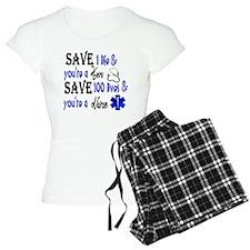 Nurse, Save pajamas