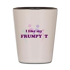 Frumpy T Shot Glass