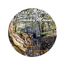 """Great Smoky Mountains Calendar 3.5"""" Button"""
