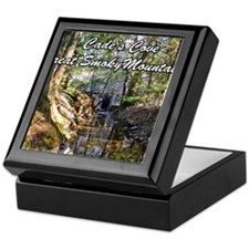 Great Smoky Mountains Calendar Keepsake Box