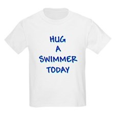 Hug a Swimmer T-Shirt