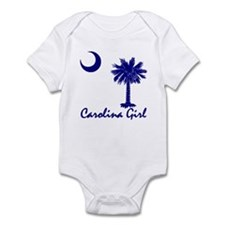 Carolina Girl Infant Bodysuit