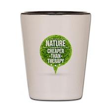 Nature Shot Glass