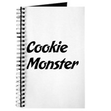 Cookie Monster Journal