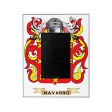Navarro Coat of Arms (Family Crest) Picture Frame
