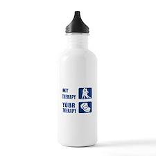 rumba designs Water Bottle