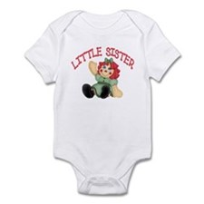 Raggedy Ann Little Sister Infant Bodysuit