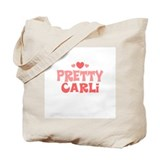 Carli Tote Bag