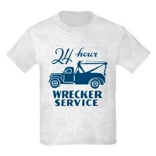 Retro Wrecking Truck T-Shirt