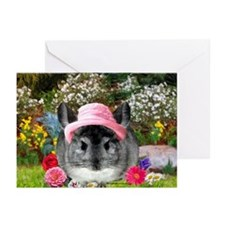 Garden Chin Greeting Cards (Pk of 10)