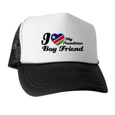 Namibian Boy friend Trucker Hat