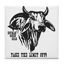 Take The Limit Off! Tile Coaster