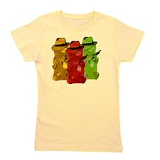 Gummi Bear Mob 3 Girl's Tee