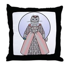 Renaissance, Lady Jane Throw Pillow