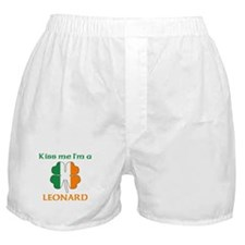 Leonard Family Boxer Shorts
