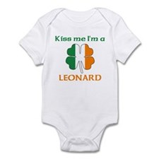 Leonard Family Infant Bodysuit