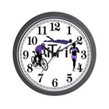 iTri Wall Clock