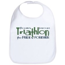 Triathlon - The Pride is Forever Bib