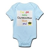 More Chromosomes Onesie