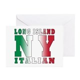 Long Island Italian Greeting Cards (Pk of 10)