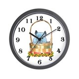 Easter Chin Wall Clock