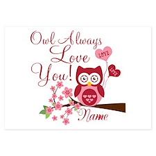 Owl Always Love You Invitations