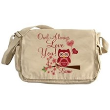 Owl Always Love You Messenger Bag