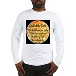 Sands of the World: Faith Long Sleeve T-Shirt