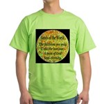 Sands of the World: Faith Green T-Shirt