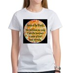 Sands of the World: Faith Women's T-Shirt