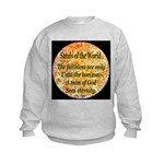 Sands of the World: Faith Kids Sweatshirt