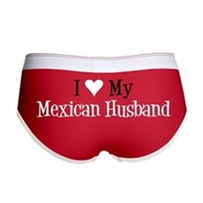Love My Mexican Husband Women's Boy Brief