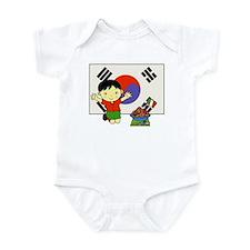 Kortalian Infant Bodysuit