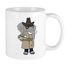 VRWC & Agent E Small Mug
