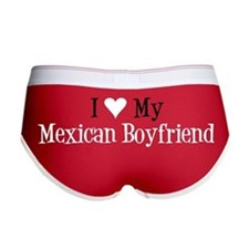 Love My Mexican Boyfriend Women's Boy Brief