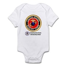 The Marine Corps Remembers! Infant Bodysuit