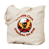 Captain Cook Tote Bag