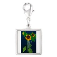 Donna's Sunflowers Charms