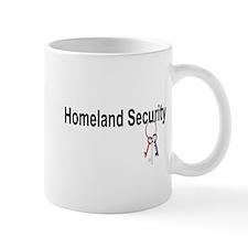 Homeland Security Small Mug