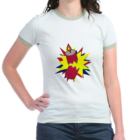 Firecracker Jr. Ringer T-Shirt