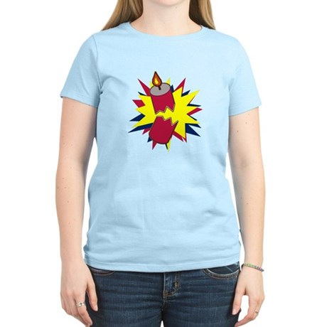 Firecracker Women's Light T-Shirt